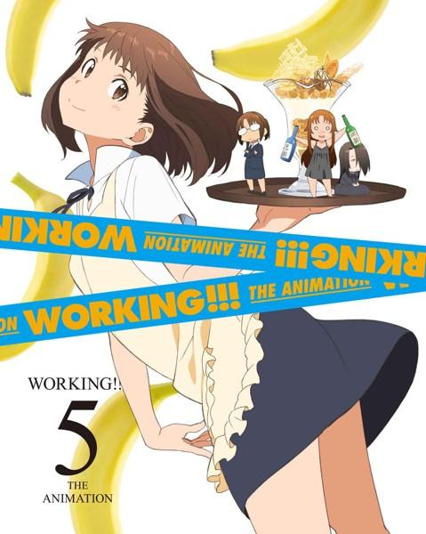 WORKING!!! 5 【完全生産限定版】