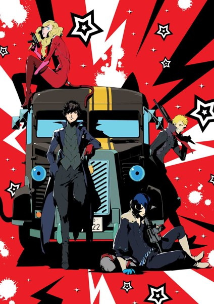 PERSONA5 The Animation- THE DAY BREAKERS-(完全生産限定版)
