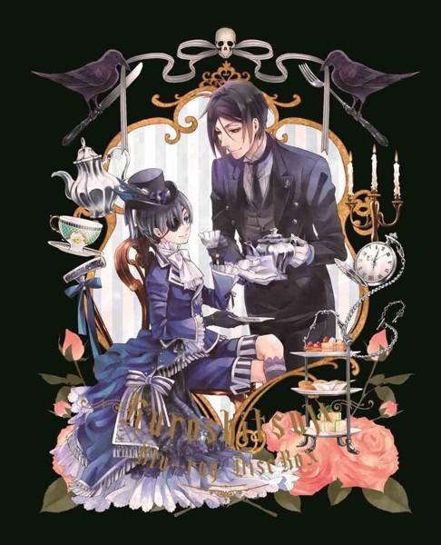 黒執事 Blu-ray Disc BOX(完全生産限定版) (ブルーレイディスク)