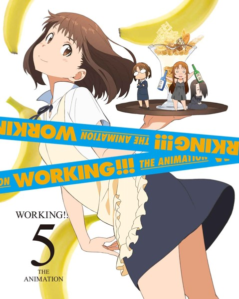 WORKING!!! 5 【完全生産限定版】 (ブルーレイディスク)