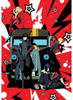 PERSONA5 The Animation- THE DAY BREAKERS-(完全生産限定版 ブルーレイディスク)