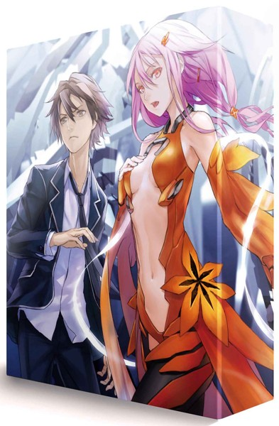 GUILTY CROWN Blu-ray BOX【完全生産限定版】 (ブルーレイディスク)