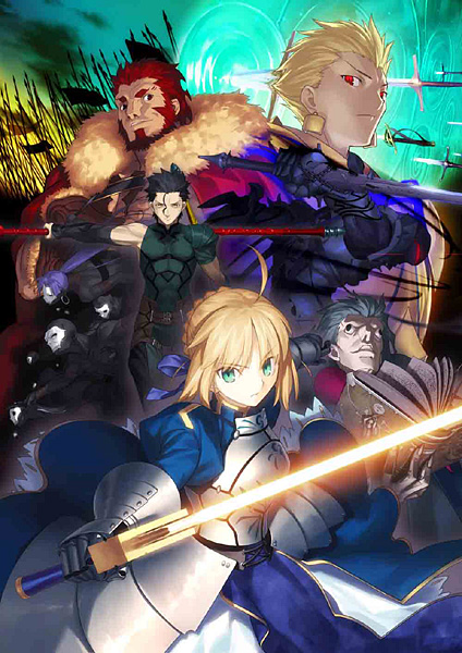 『Fate/Zero』 Blu-ray Disc Box I (ブルーレイディスク)