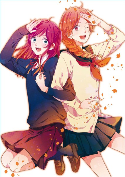 TVアニメ「虹色デイズ」6巻 (ブルーレイディスク)