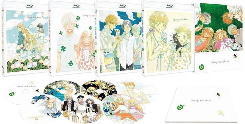 ハチミツとクローバー【I&II】コンプリート Blu-ray BOX (ブルーレイディスク)