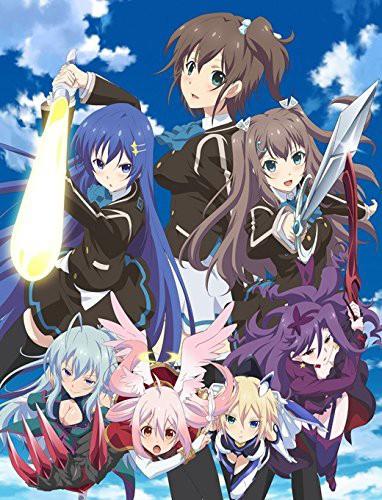 アンジュ・ヴィエルジュ DVD BOX-1(初回生産限定版)