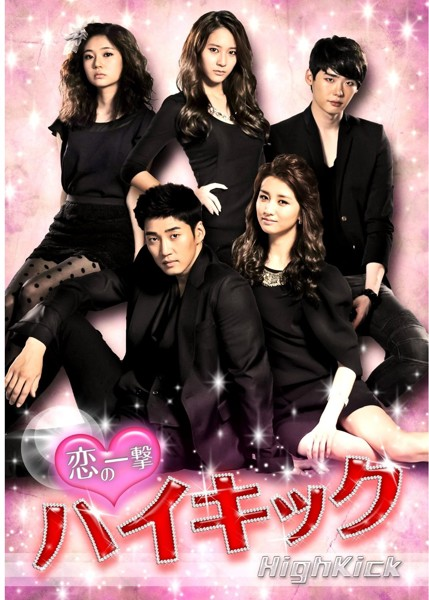 恋の一撃 ハイキック DVD-BOX IV