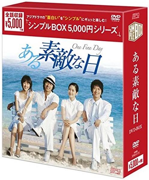 ある素敵な日 DVD-BOX