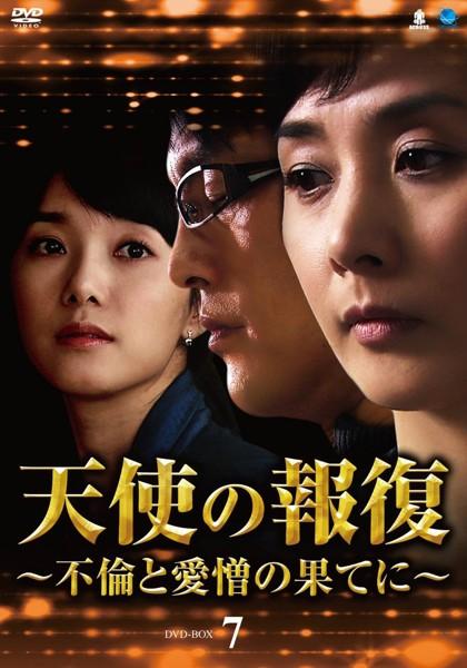 天使の報復 〜不倫と愛憎の果てに〜 DVD-BOX7