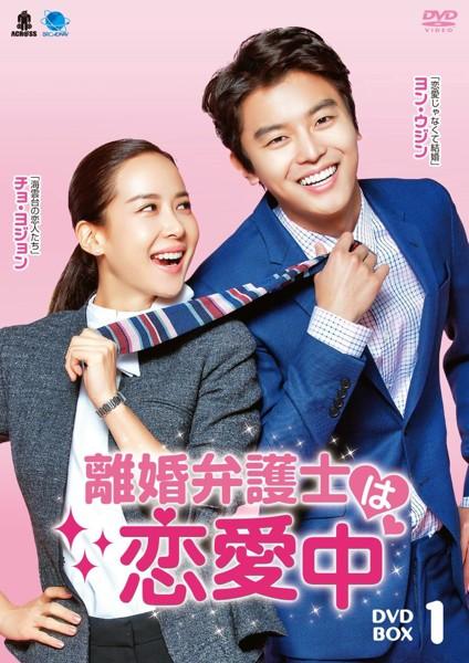 離婚弁護士は恋愛中 DVD-BOX1