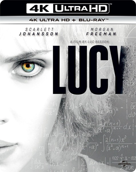 LUCY/ルーシー (4K ULTRA HD+ブルーレイディスクセット)