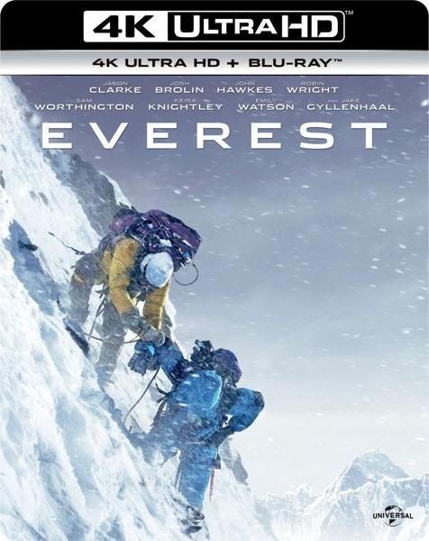 エベレスト (4K ULTRA HD+ブルーレイディスクセット)