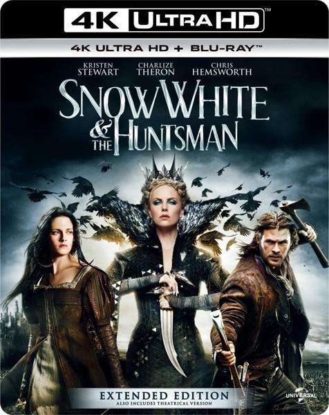 スノーホワイト (4K ULTRA HD+ブルーレイディスクセット)