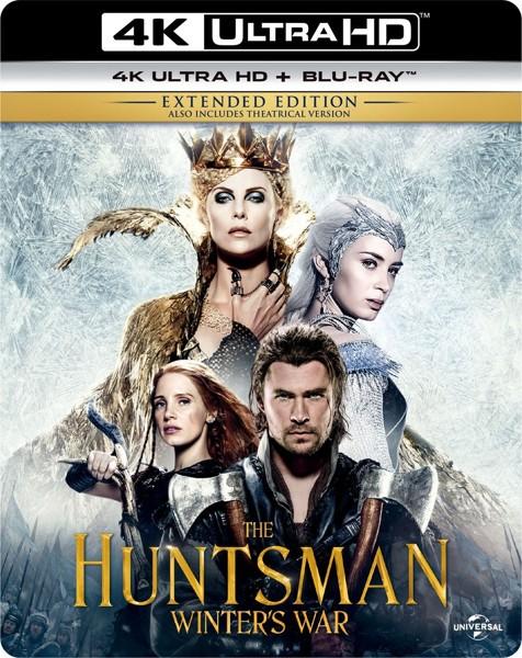 スノーホワイト-氷の王国- (4K ULTRA HD+ブルーレイディスクセット)