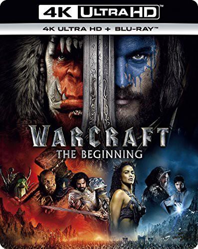 ウォークラフト (4K ULTRA HD+ブルーレイディスクセット)