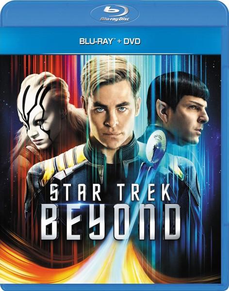 スター・トレック BEYOND (ブルーレイディスク+DVDセット)