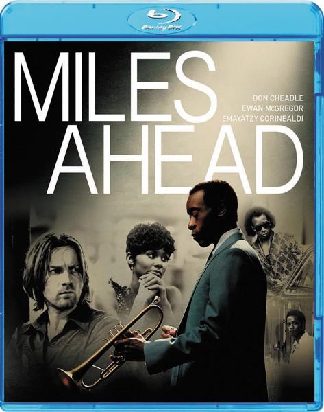 MILES AHEAD/マイルス・デイヴィス 空白の5年間 (ブルーレイディスク&DVDセット)