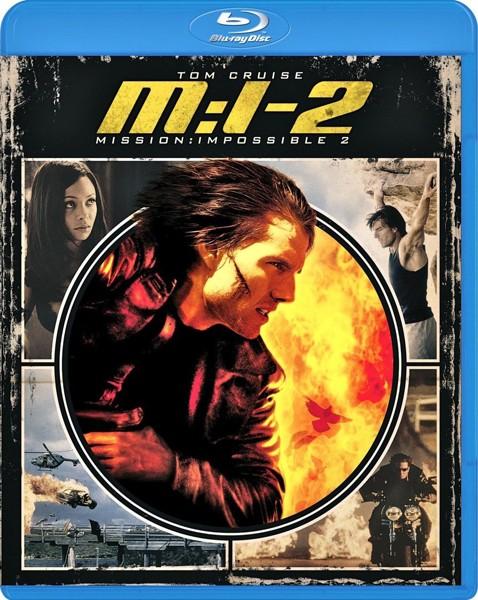 M:I-2 スペシャル・コレクターズ・エディション (ブルーレイディスク)