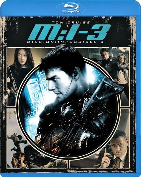 M:i:III (ブルーレイディスク)