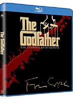ゴッドファーザー コッポラ・リストレーション ブルーレイBOX[PBWS-1002][Blu-ray/ブルーレイ] 製品画像