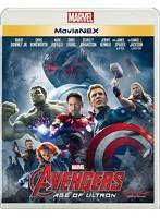 アベンジャーズ/エイジ・オブ・ウルトロン MovieNEX (ブルーレイ+DVD+デジタルコピー(クラウド対応)+MovieNEXワールド)