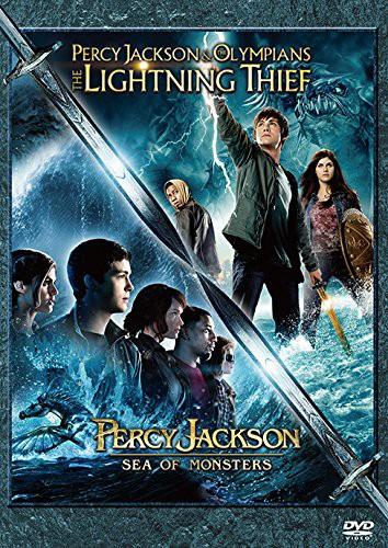 パーシー・ジャクソンとオリンポスの神々 1&2 DVDパック〔初回生産限定〕