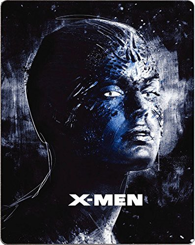 X-MEN スチールブック仕様(完全数量限定生産 ブルーレイディスク)