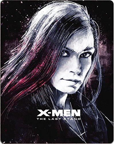 X-MEN:ファイナル ディシジョン スチールブック仕様(完全数量限定生産 ブルーレイディスク)