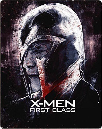 X-MEN:ファースト・ジェネレーション[スチールブック仕様 完全数量限定生産] (ブルーレイディスク)