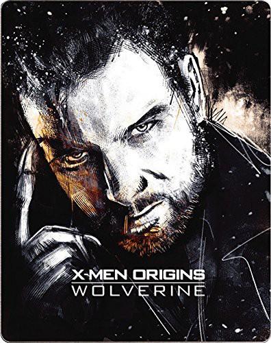 ウルヴァリン:X-MEN ZERO[スチールブック仕様 完全数量限定生産] (ブルーレイディスク)
