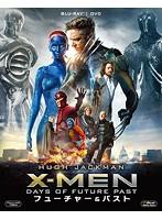 X-MEN:フューチャー&パスト 2枚組ブルーレイ&DVD〔初回生産限定〕 (ブルーレイディスク&DVD)