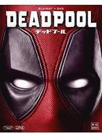 デッドプール 2枚組ブルーレイ&DVD〔初回生産限定〕[FXXF-64009][Blu-ray/ブルーレイ] 製品画像