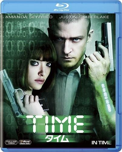 TIME/タイム (ブルーレイディスク)