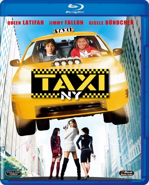 TAXI NY (ブルーレイディスク)
