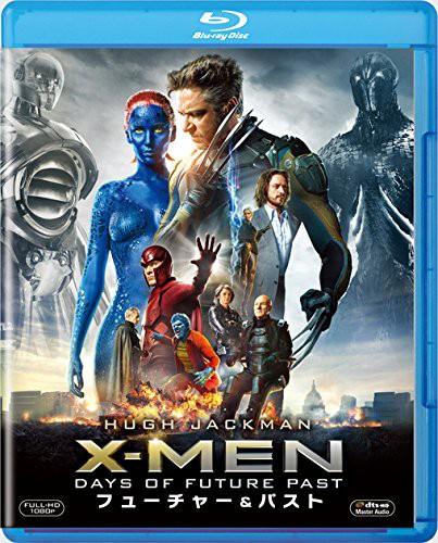 X-MEN:フューチャー&パスト (ブルーレイディスク)