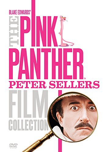 ピンク・パンサー製作50周年記念DVD-BOX [初回生産限定]