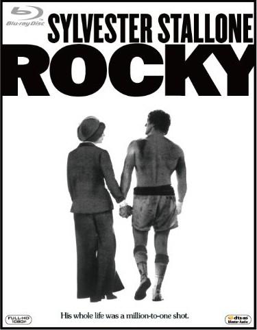 ロッキー MGM90周年記念ニュー・デジタル・リマスター版 (ブルーレイディスク)