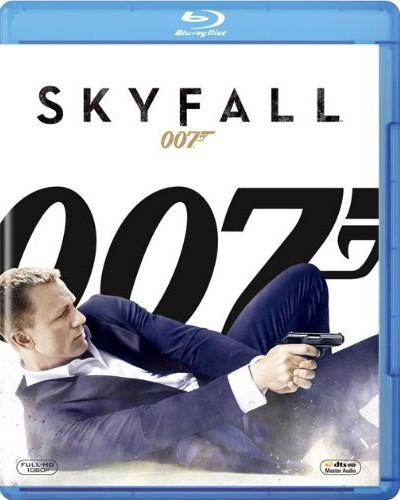 007/スカイフォール (ブルーレイディスク)
