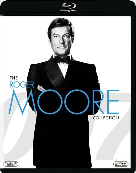 007/ロジャー・ムーア コレクション (ブルーレイディスク)