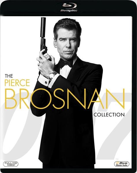 007/ピアース・ブロスナン コレクション (ブルーレイディスク)