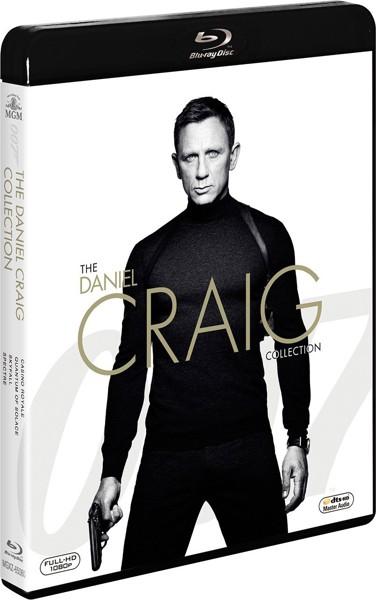 007/ダニエル・クレイグ ブルーレイコレクション (ブルーレイディスク)