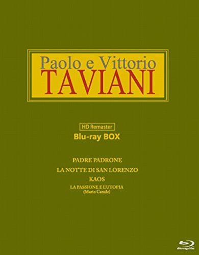 イタリア映画の真髄〜タヴィアーニ兄弟BESTブルーレイBOX (ブルーレイディスク)