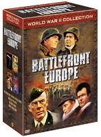 【初回生産限定】第二次世界大戦コレクション 1 欧州戦線(4枚組)