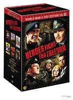 【初回生産限定】第二次世界大戦コレクション 2 自由への戦い(6枚組)
