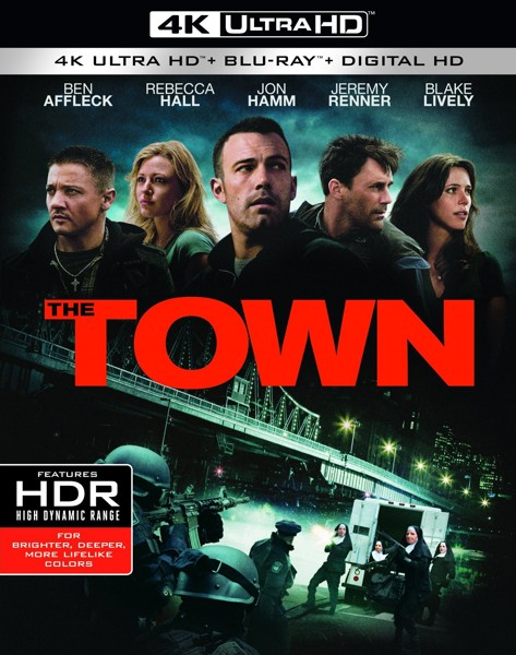 ザ・タウン (4K ULTRA HD+ブルーレイディスクセット)