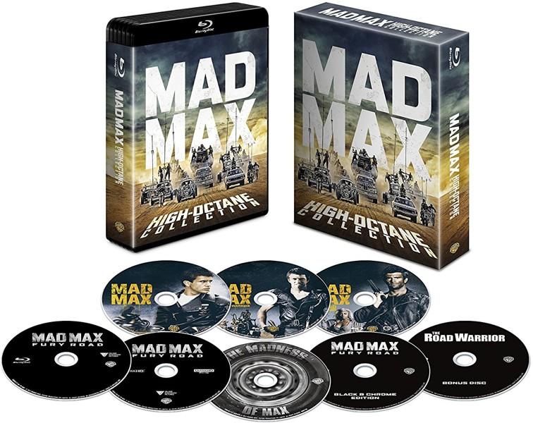 マッドマックス コレクション (初回限定生産 ブルーレイディスク)