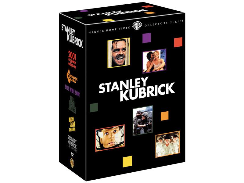 スタンリー・キューブリック コレクション (10枚組 初回限定生産)