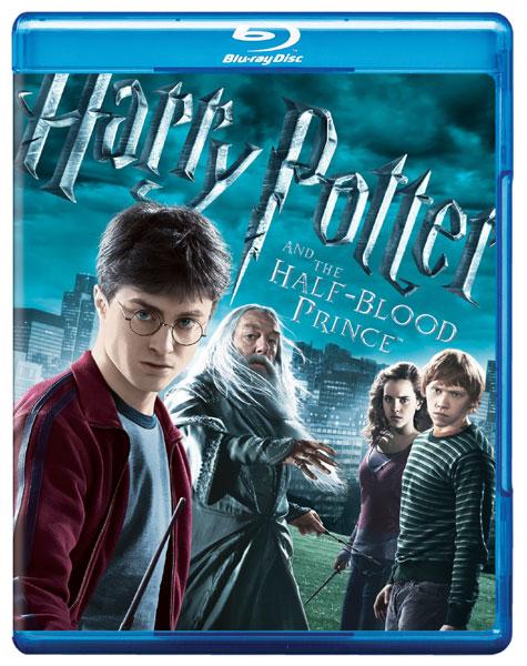ハリー・ポッターと謎のプリンス (2枚組 ブルーレイディスク)