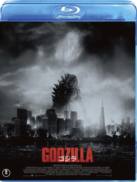 GODZILLA[2014]  (ブルーレイディスク)