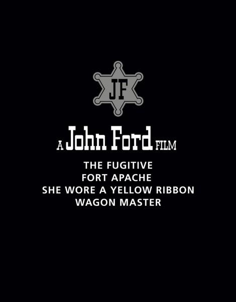 ジョン・フォード Blu-ray BOX《初回限定生産》 (ブルーレイディスク)